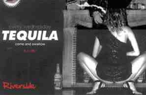 tequila flyer advert