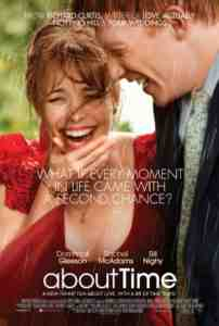 About Time DVD Rachel McAdams