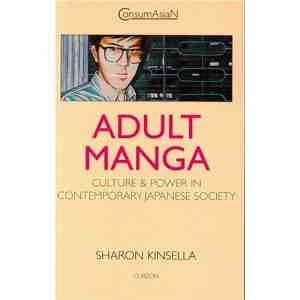 Adult Manga Contemporary Japanese ConsumAsian