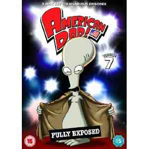 American Dad Volume 7 DVD