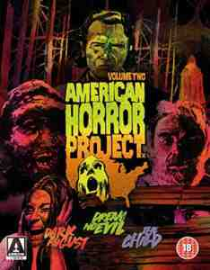 American Horror Project Vol. 2 Blu-ray