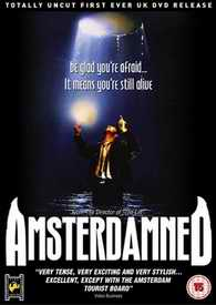 Amsterdamned uncut DVD