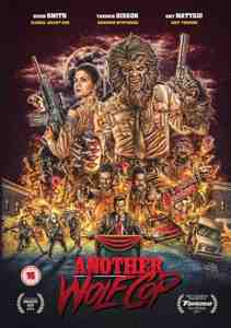 Another Wolfcop DVD
