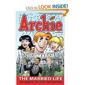Archie The Married Life Book