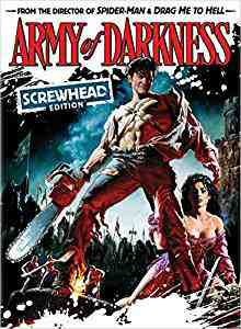 Army of Darkness - Screwhead Edition DVD