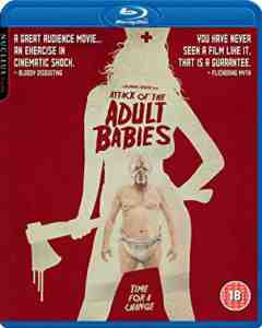 Attack of the Adult Babies Blu-ray
