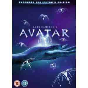 Avatar Extended Collectors DVD Worthington