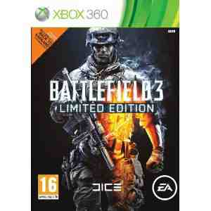 Battlefield 3 Limited Xbox 360