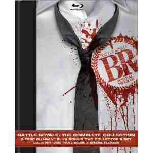 Battle Royale Complete Collection Blu ray