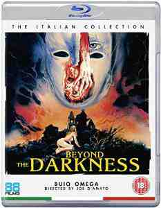 Beyond Darkness Blu ray Kieran Canter