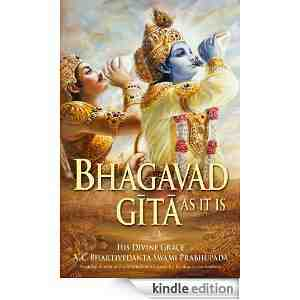 Bhagavad gita As It Is ebook