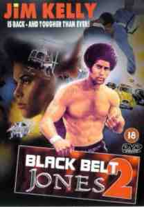 Black Belt Jones 2 DVD