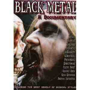 Black Metal Documentary Region NTSC