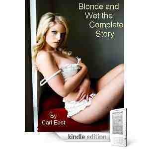 Blonde Wet Complete Story ebook
