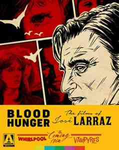 Blood Hunger: The Films Of Jose Larraz Blu-ray