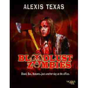 Bloodlust Zombies DVD Region NTSC