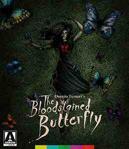 Bloodstained Butterfly 2 Disc Special Blu ray