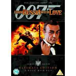 Bond Remastered Russia Love 1 disc