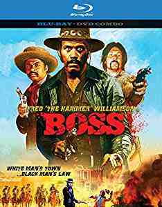 Boss Blu-ray