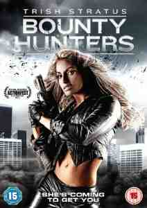 Bounty Hunters DVD Trish Stratus