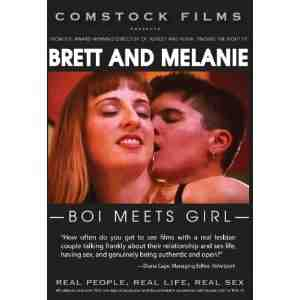Brett Melanie Meets Girl People
