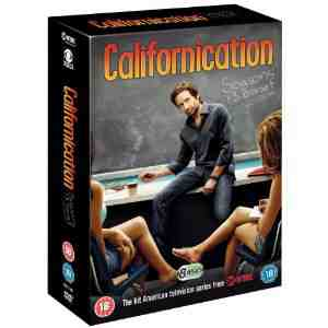 Californication Season 1 3 Box Set