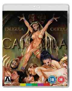 Caligula Unlimited Blu ray Malcolm McDowell