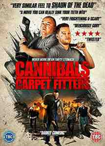 Cannibals & Carpet Fitters DVD