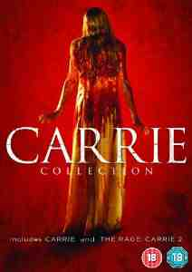 Carrie Rage Double Pack DVD