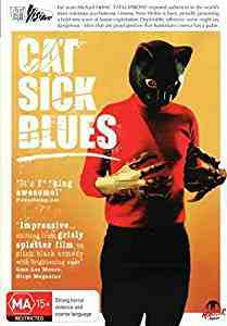Cat Sick Blues DVD