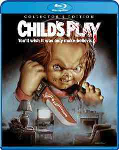 Childs Play Collectors Blu ray Dourif