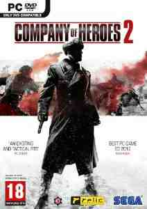 Company Heroes 2 PC DVD