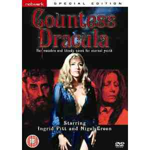 Countess Dracula Special Ingrid Pitt