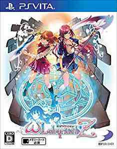 D3 Publisher Omega Labyrinth Z PS Vita SONY PLAYSTATION JAPANESE Version