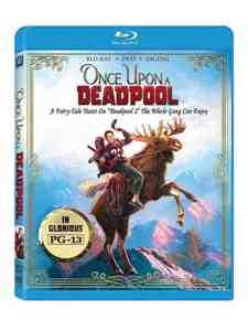 Deadpool 2: Once Upon a Deadpool Blu-ray