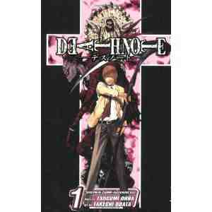 Death Note Volume Tsugumi Ohba