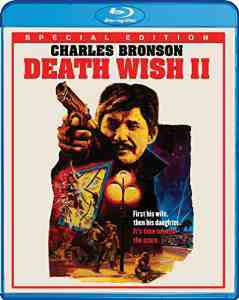 Death Wish II Special Blu ray