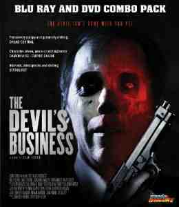 Devils Business Blu ray DVD Combo