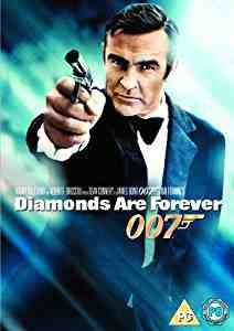 Diamonds are Forever Sean Connery