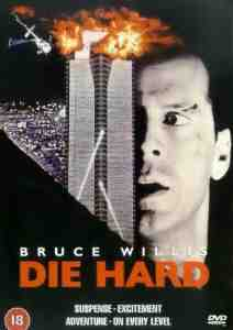 Die Hard DVD Bruce Willis