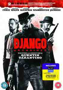 Django Unchained DVD UV Copy