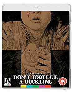Don't Torture A Duckling Blu-ray
