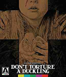 Don't Torture A Duckling DVDBlu-rayCombo