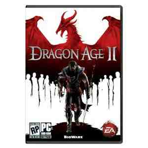 Dragon Age 2 PC DVD