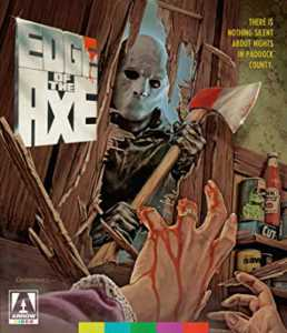 Edge of the Axe Blu-ray