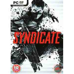 Electronic Arts Syndicate PC DVD
