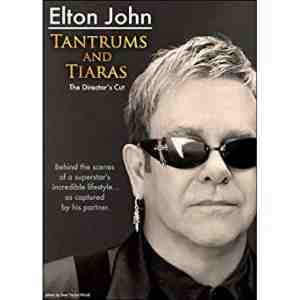 Elton John: Tantrums and Tiaras by Elton John DVD