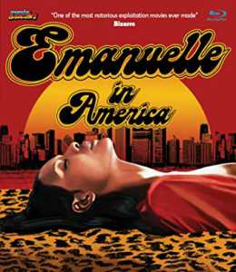 Emanuelle in America Blu-ray