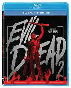 Evil Dead Blu ray Digital HD