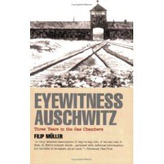Eyewitness Auschwitz book